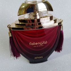 Женская восточная парфюмированная вода Afnan Faten Maroon 100ml