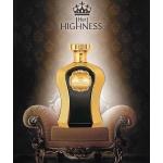 Женская нишевая восточная парфюмированная вода Afnan Her Highness Black 100ml