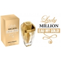 Женская туалетная вода Paco Rabanne Lady Million Eau My Gold! 80ml(test)