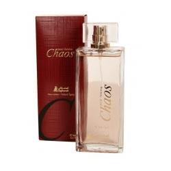Женская нишевая арабская парфюмированная вода Asgharali Chaos pour femme 100ml