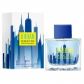 Мужская туалетная вода Antonio Banderas Urban Blue Seduction For Men 100ml(test)