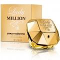 Женская парфюмированная вода Paco Rabanne Lady Million 30ml