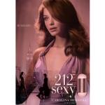 Женская парфюмированная вода Carolina Herrera 212 Sexy 30ml