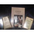 Мини-парфюм в кожаном чехле Chanel Coco Mademoiselle 20ml