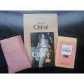 Мини-парфюм в кожаном чехле Chloe Love 20ml