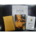Мини-парфюм в кожаном чехле Dior  J'adore 20ml