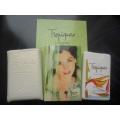 Мини-парфюм в кожаном чехле Lancome Tropiques 20ml
