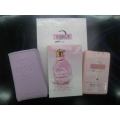 Мини-парфюм в кожаном чехле Lanvin Rumeur 2 Rose 20ml