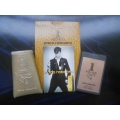 Мини-парфюм в кожаном чехле Paco Rabanne 1 Million Man 20ml
