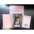Мини-парфюм в кожаном чехле Dolce&Gabbana 3 L'imperatrice 20ml