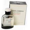 Мужская туалетная вода Dolce & Gabbana Homme Sport 125ml