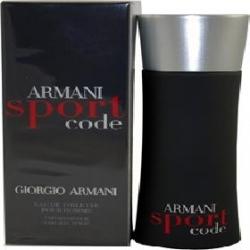 Мужская туалетная вода Giorgio Armani Code Sport 125ml
