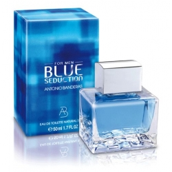 Мужская туалетная вода Antonio Banderas Blue Seduction for Men 50ml