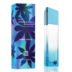 Мужская туалетная вода Givenchy Very Irresistible Summer Cocktail Fresh Attitude100ml