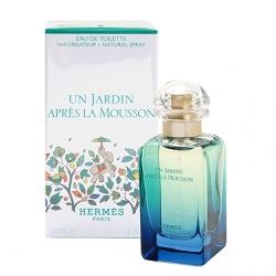 Женская туалетная вода Hermes Un Jardin Apres La Mousson 50ml