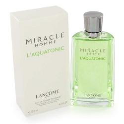 Мужская туалетная вода Lancome Miracle Homme L`aquatonic 125ml
