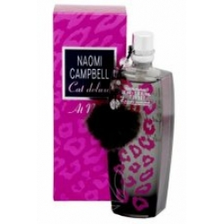 Женская туалетная вода Naomi Campbell Cat Deluxe At Night 15ml