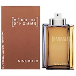 Мужская туалетная вода Nina Ricci Ricci Memoire Homme 100ml