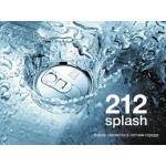 Женская туалетная вода Carolina Herrera 212 Splash edt 60ml