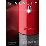 Мужская туалетная вода Givenchy Adventure Sensations 100ml
