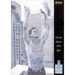 Мужская туалетная вода Hugo Boss Element Aqua 60ml
