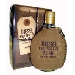 Мужская туалетная вода Disel Fuer For Life For Men edt 75ml
