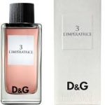 Женская туалетная вода D&G Anthology L'Imperatrice 3  50ml