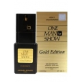 Мужская туалетная вода Jacques Bogart One Man Show Gold Edition 100ml