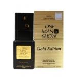 Мужская туалетная вода Jacques Bogart One Man Show Gold Edition 100ml