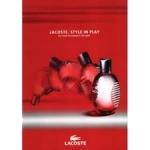 Мужская туалетная вода Lacoste Style In Play 125ml(test)