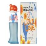 Женская туалетная вода Moschino Cheap & Chic I Love,Love 50ml