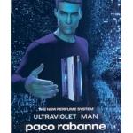 Мужская туалетная вода Paco Rabanne Ultraviolet Man 50ml